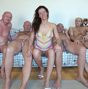 Horny Girls Gangbang Porn Pictures