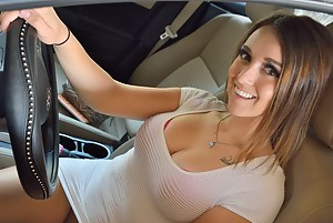Horny Girls Car Porn Pictures