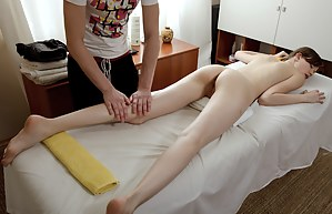 Horny Girls Massage Porn Pictures