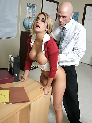 Horny Teacher Porn Pictures
