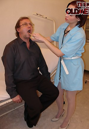 Horny Doctor Porn Pictures