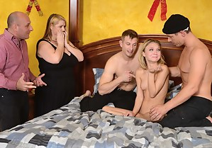 Group sex perfect have