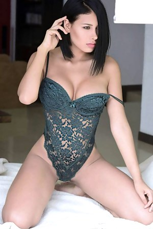 Horny Girls Lingerie Porn Pictures