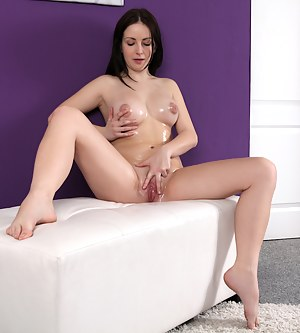 Horny Oiled Girls Porn Pictures